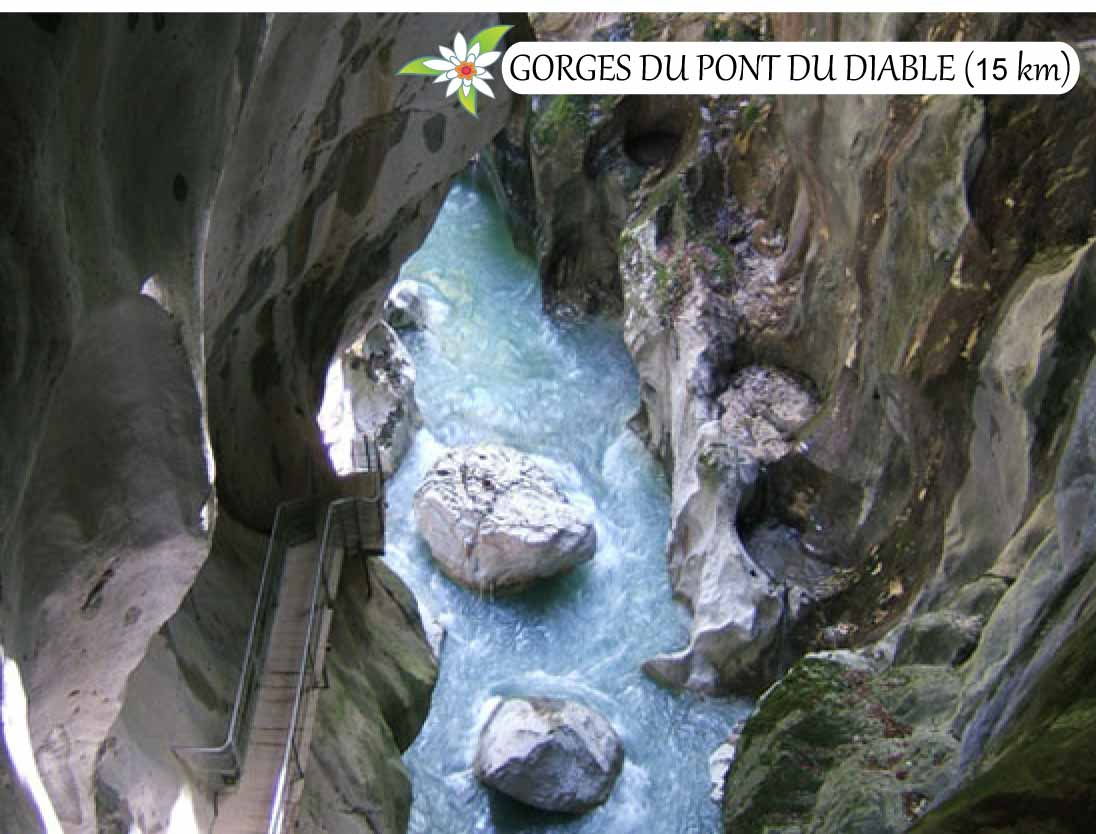 Gorges du pont du Diable