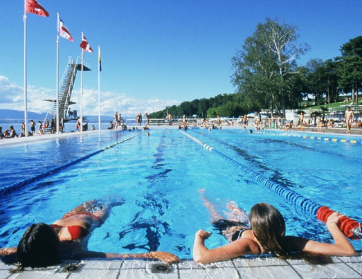 Image gallery lac leman camping for Camping haute savoie avec piscine