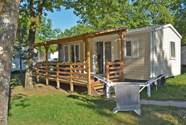 Mobilhome 4/6 personnes Edelweiss