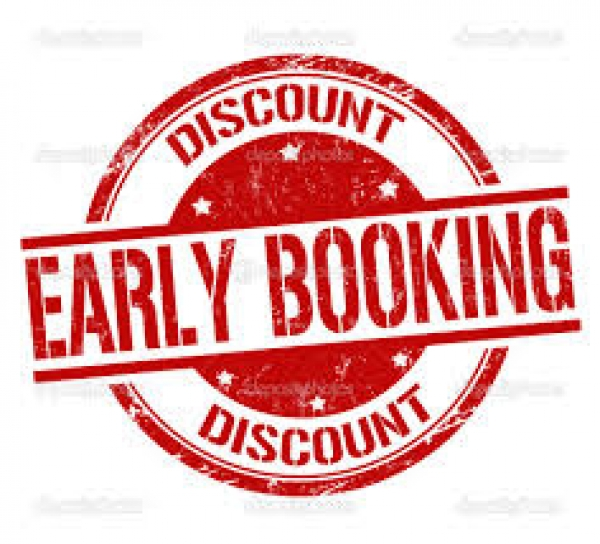 Promos camping Saint-Disdille pour un early booking
